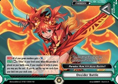 Decider Battle - BT02/109EN - PxR