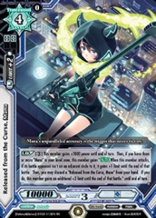 Released from the Curse, Mana - BT02/113EN - RR