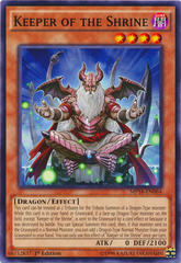Keeper of the Shrine - MP16-EN064 - Common - 1st Edition