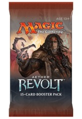 Aether Revolt Booster Pack on Channel Fireball