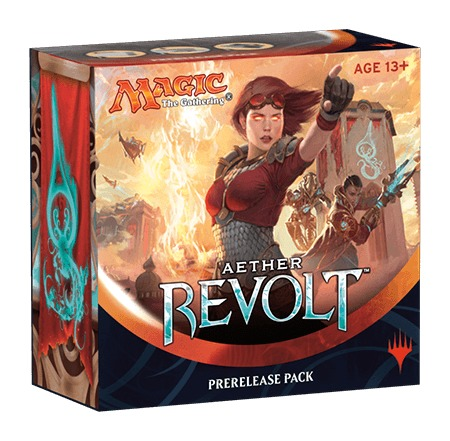 Aether Revolt Pre-release Kit