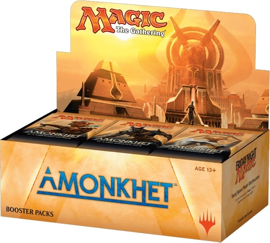 Amonkhet Booster Box - English (Preorder) In-Store Only