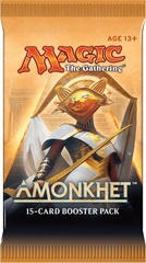 Amonkhet Booster Pack on Channel Fireball