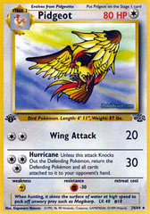Pidgeot - 24/64 - Rare - 1st Edition