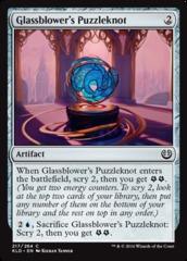 Glassblower's Puzzleknot - Foil