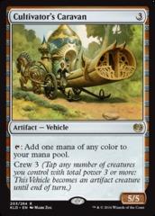 Cultivator's Caravan - Foil