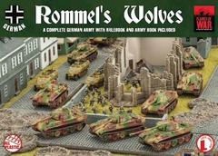 Rommel's Wolves Army Box (GEAB13)