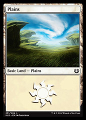 Plains - Foil (251)(KLD)