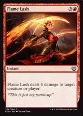 Flame Lash - Planeswalker Deck Exclusive