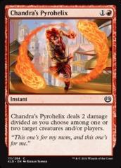 Chandra's Pyrohelix - Foil