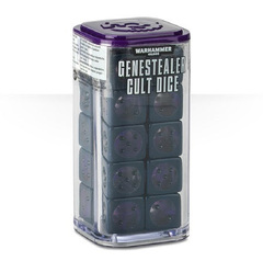 Genestealer Cults Dice