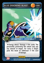 Blue Draining Blast - Foil - 026 (Print 4 Foil)