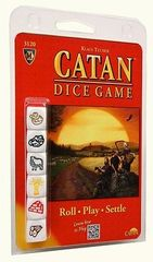 Catan: Dice Game Clameshell Edition (In-Store Sales Only)
