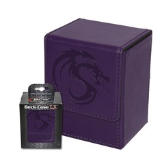 Purple LX Deck Box (BCW)