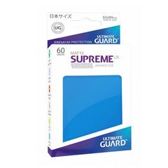 Ultimate Guard - Supreme UX Sleeves Small Size - Matte - Royal Blue (60)