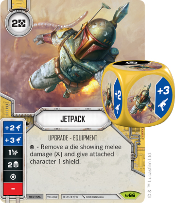 Jetpack (Sold with matching Die)