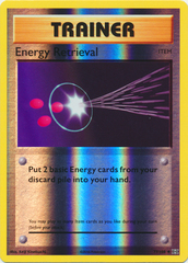 Energy Retrieval - 77/108 - Uncommon - Reverse Holo