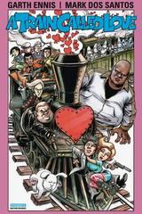 Garth Ennis Train Called Love Tp (Mr)