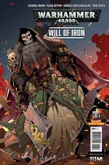 Warhammer 40000 Will Of Iron #4 (Of 4) Cvr C Stott (Mr)