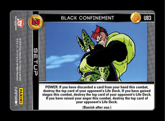 Black Confinement - U83 - Foil