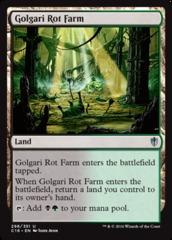 Golgari Rot Farm (C16)