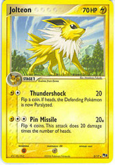 Jolteon - 3 - Rare