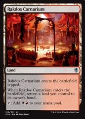 Rakdos Carnarium (C16)