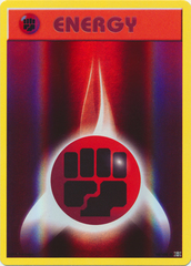Fighting Energy - 96/108 - Common - Reverse Holo