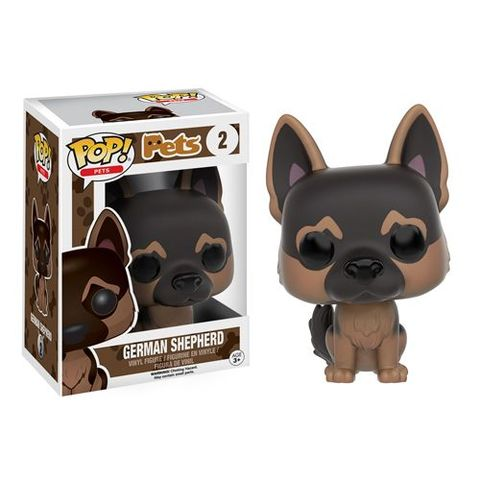 Pop! Pets 02: German Shepherd
