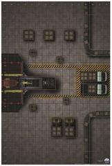 HeroClix: Premium Map - Factory