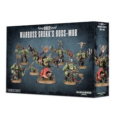 Ork Warboss Grukks Boss-Mob