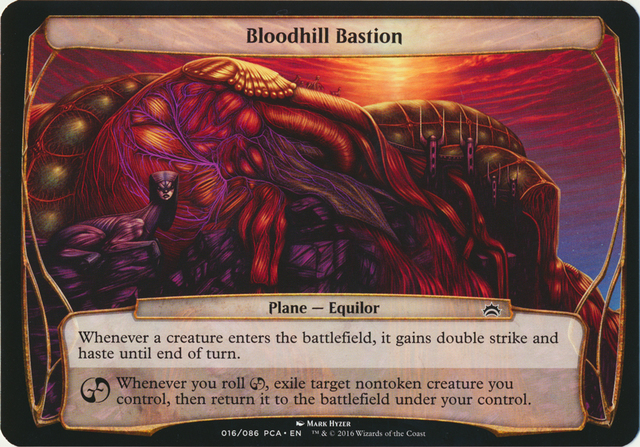 Bloodhill Bastion - Oversized