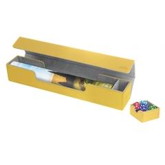 Ultimate Guard Flip'n'Tray Mat Case - Yellow