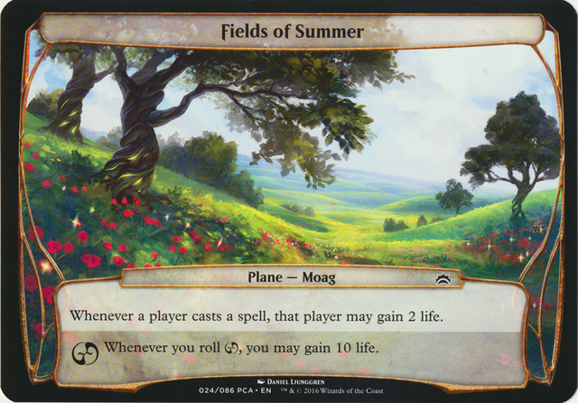 Fields of Summer - Oversized