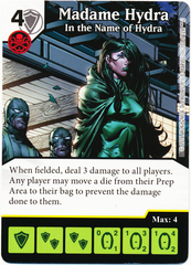 Madame Hydra - In the Name of Hydra (Card Only)