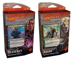 Aether Revolt - Planeswalker Deck - Set of Two - Ajani & Tezzeret