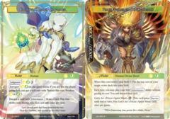 Glorius, Masked Crusader // Faria, Ruler of Divine Beasts - LEL-058 - R