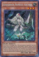 Subterror Nemesis Archer - INOV-EN082 - Secret Rare - Unlimited Edition