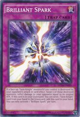 Brilliant Spark - MP16-EN088 - Common - Unlimited Edition