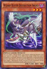 Wizard Buster Destruction Sword - MP16-EN191 - Common - Unlimited Edition