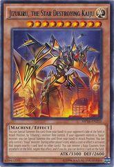 Jizukiru, the Star Destroying Kaiju - MP16-EN235 - Rare - Unlimited Edition