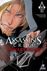 Assassins Creed Awakening #4 (Of 6) Cvr A Kenji (Mr)