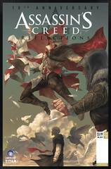Assassins Creed Reflections #1 (Of 4) Cvr A Sunsetagain (Mr)