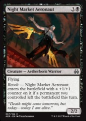 Night Market Aeronaut - Foil