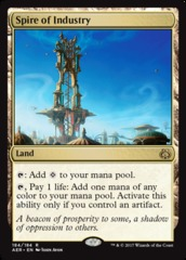 Spire of Industry - Foil