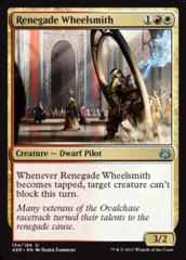 Renegade Wheelsmith