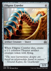 Filigree Crawler
