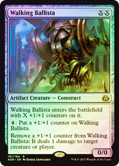 Walking Ballista - Foil - Prerelease Promo