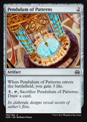 Pendulum of Patterns - Planeswalker Deck Exclusives