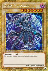 Dark Magician - MVP1-ENGV3 - Gold Secret Rare - Limited Edition on Channel Fireball
